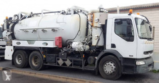 Renault Premium used sewer cleaner truck