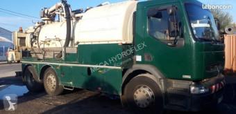 Renault Premium camion hydrocureur occasion