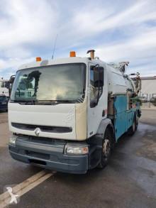 Renault Premium 320 camion autospurgo usato
