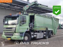 达夫CF 75.250 垃圾处理车 事故车辆
