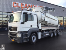MAN sewer cleaner truck TGS 35.480