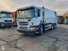 Scania P370 EURO VI garbage truck mullwagen camion raccolta rifiuti usato