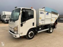 Isuzu L35 N1R-85A camión volquete para residuos domésticos usado