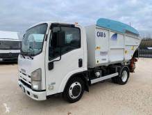 Isuzu L35 N1R-85A vůz na domovní odpad použitý
