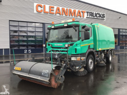 Scania P 360 used road sweeper