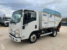 Isuzu L35 N1R-85A camion raccolta rifiuti usato