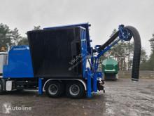 MERCEDES-BENZ 2631 6x4 RSP FM 8 SK Saugbagger odkurzacz koparka ssąca substan camión limpia fosas usado