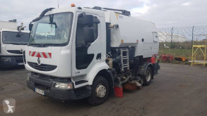 Semat used road sweeper