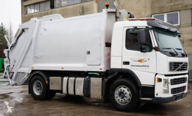 Volvo FM 380 used waste collection truck