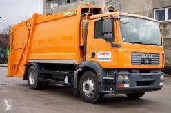 MAN TGM 18.240 camion benne à ordures ménagères occasion