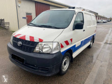 Camion laveuse Toyota Hiace