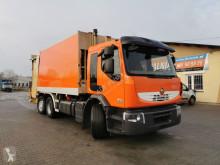 Maquinaria vial Renault Premium 380 DXI EURO5 Garbage Truck Mullwagen camión volquete para residuos domésticos usado