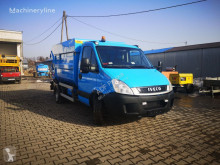 Iveco Daily used waste collection truck