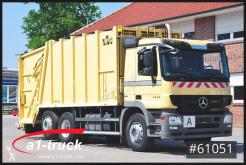 Camion benne à ordures ménagères Mercedes Actros 2632 L, Haller X2C + Zoeller Delta 2301, TÜV NEU
