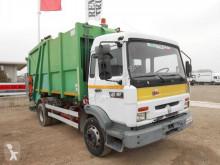 Maquinaria vial Renault Midliner 180 camión volquete para residuos domésticos usado