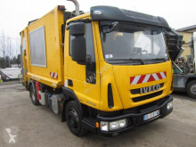 Iveco Eurocargo 120EL22 used waste collection truck
