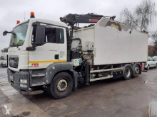 MAN waste collection truck TGS 26.360