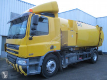 DAF CF75 used waste collection truck