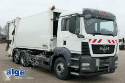MAN 26.320 TGS 6x2, Faun,Variopress,Zöller Schüttung used waste collection truck