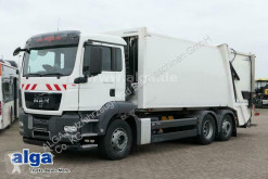 Mack 26.320 TGS 6x2, Faun, Variopress,Zöller, Euro 5 used waste collection truck