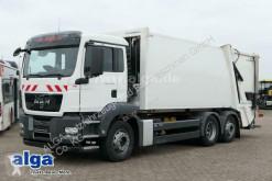 Camion benne à ordures ménagères Mack 26.320 TGS 6x2, Faun, Variopress,Zöller, Euro 5