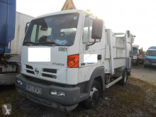 Nissan Alteon 80.14 used waste collection truck