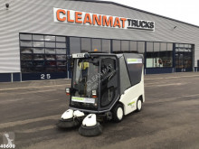 Tennant 500 ZE Electric Sweeper used road sweeper