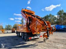 Maquinaria vial MAN Wieden SUPER 2000 8x4 WUKO RECYTLING do zbierania odpadów camión limpia fosas usado