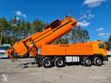 MAN Wieden SUPER 2000 8x4 WUKO RECYTLING do zbierania odpadów used sewer cleaner truck