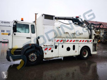 Renault sewer cleaner truck G270