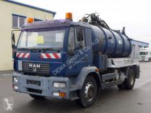 Camion hydrocureur MAN LE 220 B*Euro 3*10m³* Fäkalienwagen*