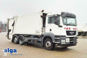 MAN 26.320 TGS 6x2, Faun, Variopress, Zöller, Euro 5 used waste collection truck