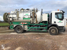 Renault sewer cleaner truck Premium Lander 340 DXI