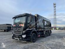 Camion hydrocureur Mercedes Antos 3245 / RSP 32.8 / Saugbagger 8x2