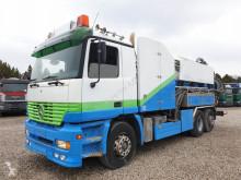 Maquinaria vial camión limpia fosas Mercedes-Benz Actros 2543 6x2*4 Kaiser Eco-Combi ADR