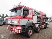 Camion hydrocureur Renault Kerax 410.42 8x4 ADR Hvidtved Larsen