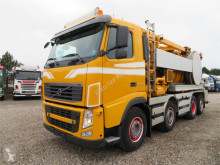 Volvo FH440 8x2*6 Euro 5 Hvidtved Larsen SLP 12,5 used sewer cleaner truck