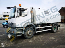 Mercedes Atego used road sweeper