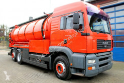 Camion hydrocureur MAN TGA 26.460 6x2 Müller 15,5m³ Saug u.Spül V2A