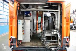 Mercedes Vario 816D Fräsroboter-Sanierungsanlage TV-Kanal camion cu echipament de măturat străzi second-hand