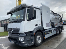 Camion hydrocureur Mercedes Antos 2543