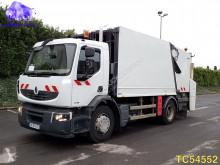 Renault Premium 280 camión volquete para residuos domésticos usado