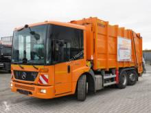 Mercedes Econic 2629 L 6x2 Müllwagen Zöller Medium XLS 20m³+Zöller Lifter camion benne à ordures ménagères occasion