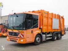 奔驰Econic 2629 L 6x2 Müllwagen Zöller Medium XLS 20m³+Zöller Lifter 垃圾处理车 二手