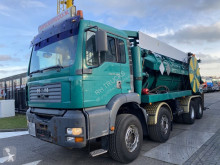 MAN TGA 35.480 used sewer cleaner truck