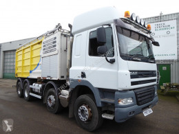 DAF Vacuum KSA 908 Simon Moos Saug und Druck used waste collection truck