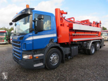 Camión limpia fosas Scania P360 6x2*4 Flexline 310 ADR Hvidtved Larsen