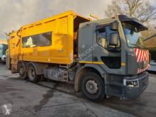 Renault P 320 Dxi - Faun Wastecollector / Müllwagen / Benne Ordures used waste collection truck