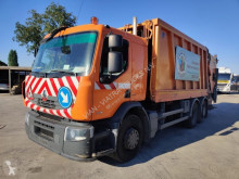 Renault P 320 Dxi + FAUN Wastecollector / Müllwagen / Benne Ordures used waste collection truck