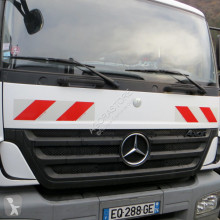 Mercedes waste collection truck 1829
